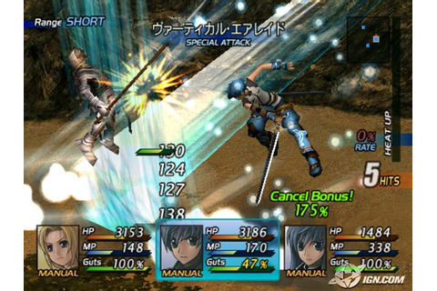 Star Ocean: Till the End of Time Screenshots, Pictures ...