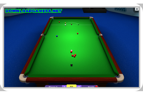 International Snooker PC Game Full Version Free Download ...