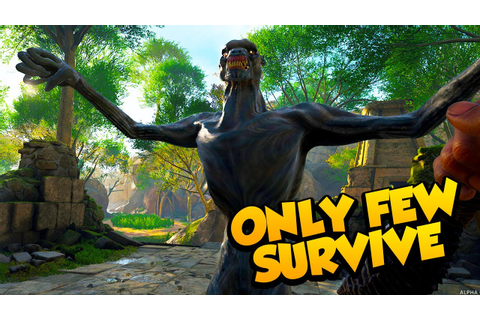ONLY A FEW SURVIVE! - NEW Survival Battle Royale Game ...