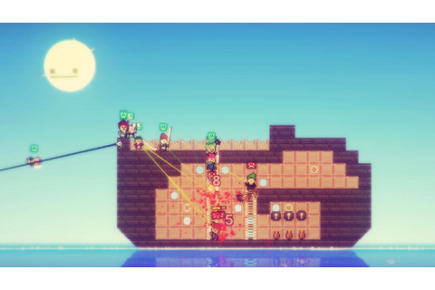 Recensione Pixel Piracy - Everyeye.it