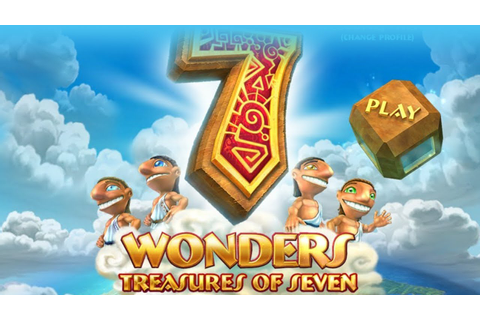 7 Wonders Online - Free 2 Play Puzzle Game - YouTube