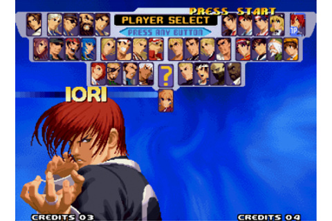 King of Fighters 2000 | PC Games