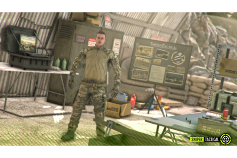 Download Sniper Tactical Full PC Game