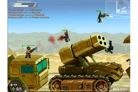 Strike Force Heroes 2 Hacked (Cheats) - Hacked Free Games