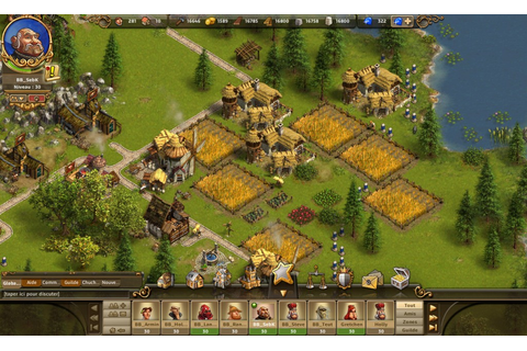 The Settlers Online Review – MMOBomb.com