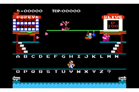 Play Popeye no Eigo Asobi (Japan) [En by KingMike v1.0 ...