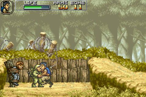 Metal Slug Advance Screenshots | GameFabrique