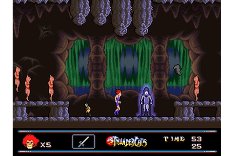 Indie Retro News: Super Thundercats - The Lost Eye of ...