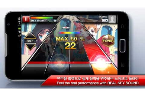 DJMAX RAY by NEOWIZ APK 1.4.7 - Free Arcade Games for Android