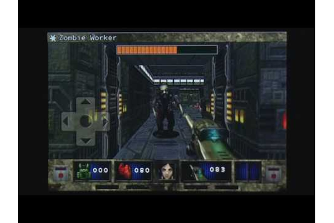 Doom II RPG iPhone Gameplay Video Review - AppSpy.com ...