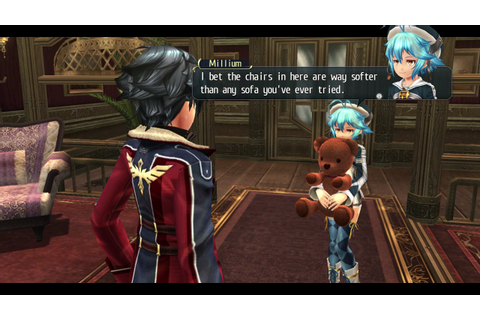 The Legend of Heroes: Trails of Cold Steel II - Images ...