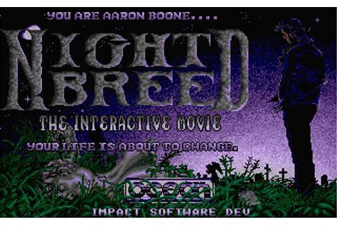 Download Clive Barker's Nightbreed: The Interactive Movie ...