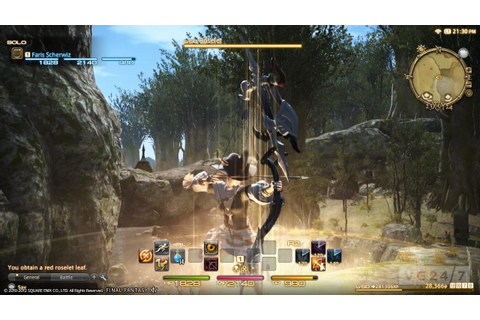 Final Fantasy XIV: A Realm Reborn gets PS3 screens and ...