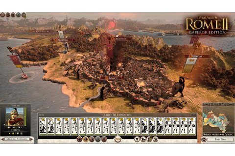 Total War: ROME II - Emperor Edition [Steam CD Key] for PC ...