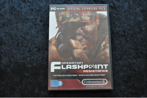 Operation Flashpoint Resistance PC Game - Retrogameking ...