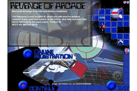 Revenge of Arcade - PC Review and Full Download | Old PC ...