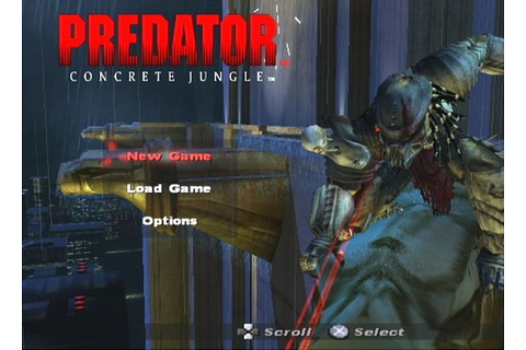 Screens: Predator: Concrete Jungle - PS2 (1 of 42)