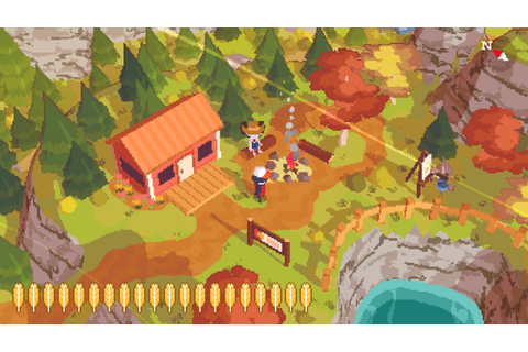 A Short Hike – Secret Achievements Guide : MGW: Game ...
