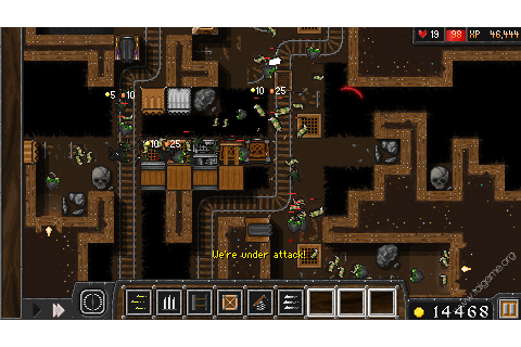 Dungeon Warfare - Download Free Full Games | Strategy games