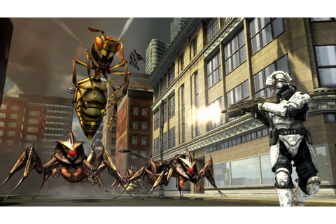Earth Defense Force: Insect Armageddon PS3 Review