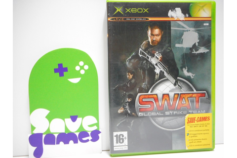 Swat Global Strike Team - Save Games