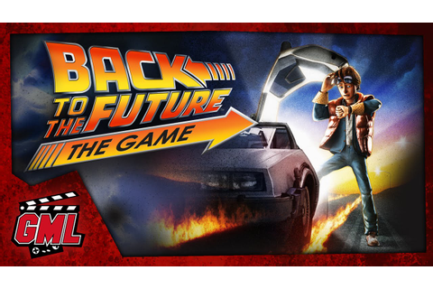 RETOUR VERS LE FUTUR : THE GAME (VOST FR) - YouTube