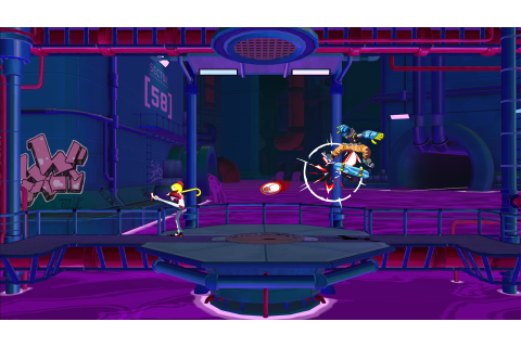 Lethal League Blaze - Download Free Full Games | Arcade ...