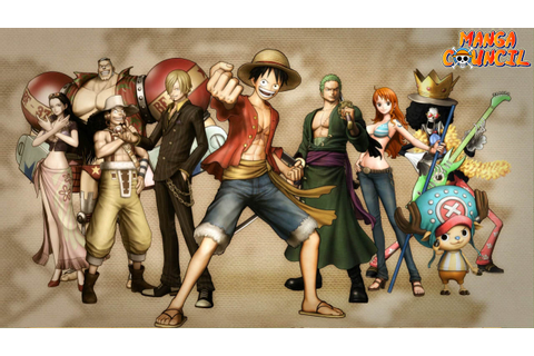 One Piece Pirate Warriors 3 Save Game | Manga Council