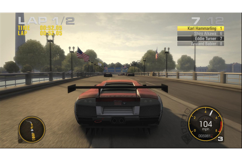 Gameplay - Race Driver: GRID (PC)
