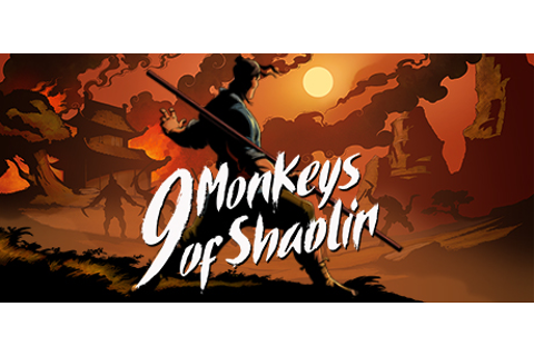 9 Monkeys of Shaolin on Steam