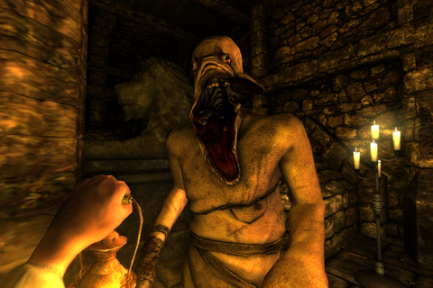 Survival horror game Amnesia: The Dark Descent is finally ...