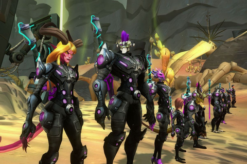 Wildstar developer Carbine Studios lays off nearly half of ...