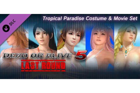 Tropical Paradise Costume & Movie Set on Steam