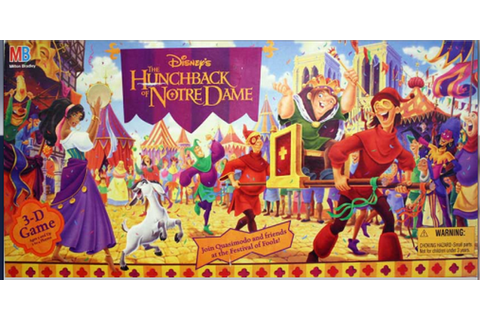 Disney's The Hunchback of Notre Dame Festival of Fools ...