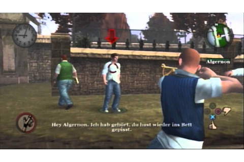 Canis Canem Edit (Bully) PS2 Gameplay HD - YouTube