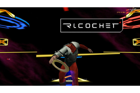 Ricochet Gameplay - YouTube