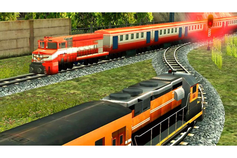 Train Racing Games 3D 2 Player : A Must Play Game of 2016 ...