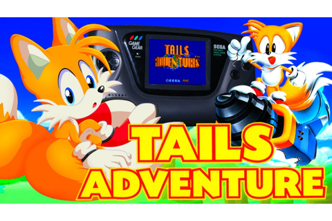What's up With: Tails Adventure! - YouTube