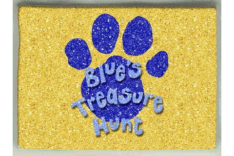 Blue's Treasure Hunt | Humongous Entertainment Games Wiki ...