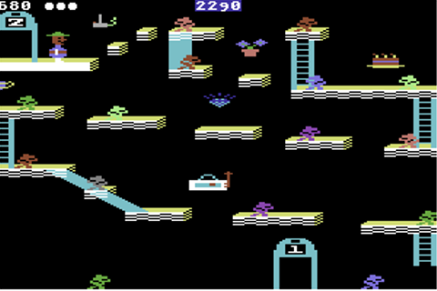 Download Bounty Bob Strikes Back! (Amstrad CPC) - My ...