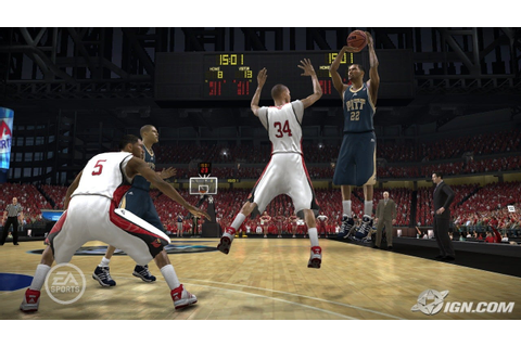 CONTACT :: NCAA Basketball 09 full game free pc, download ...