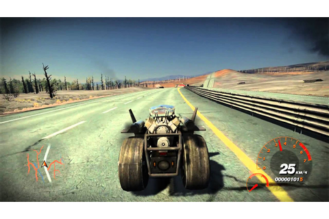 Fuel Fast Car Gameplay HD 1080p - YouTube