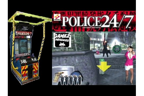 "Police 24/7! Arcade Cop Gun Game! Also Called ""Police 911 ..."