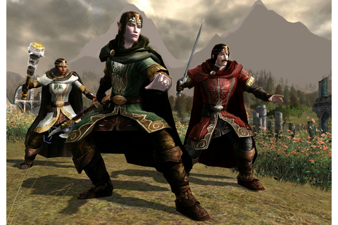 The Lord of the Rings Online: Rise of Isengard - Karta hry ...