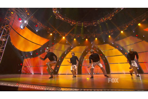 "SYTYCD 8 - Top 10 Result Show - Group Dance ""Broadway"" [HD ..."