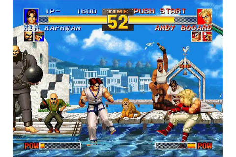 The King of Fighters '95 Download Game | GameFabrique