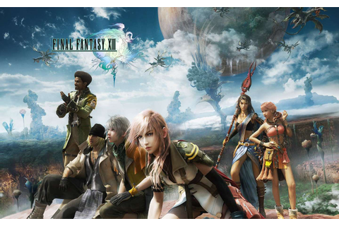 10 Lighting Final Fantasy XIII Wallpapers ~ Anime Winix