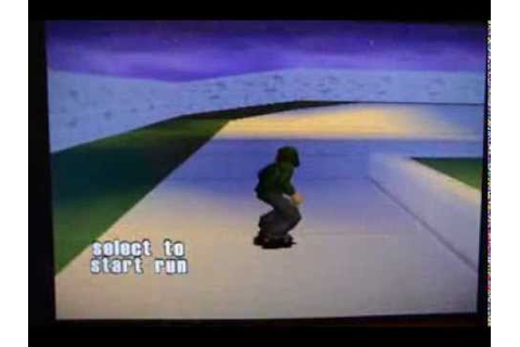 Thrasher Skate & Destroy - PS1 - YouTube