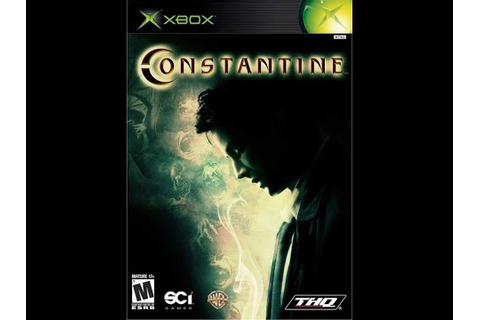 Xbox's: Constantine THE GAME - YouTube