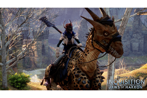 Dragon Age: Inquisition Jaws of Hakkon DLC release date ...